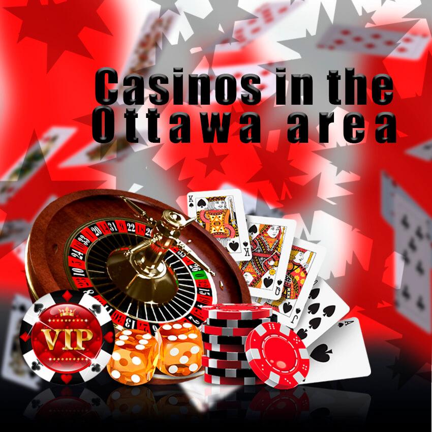Casinos in the Ottawa area
