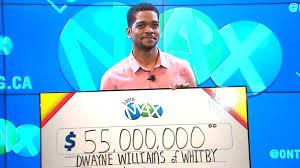 Top Lottery winners in Canada
